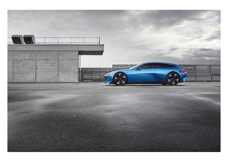 Peugeot Concept Instinct 2017