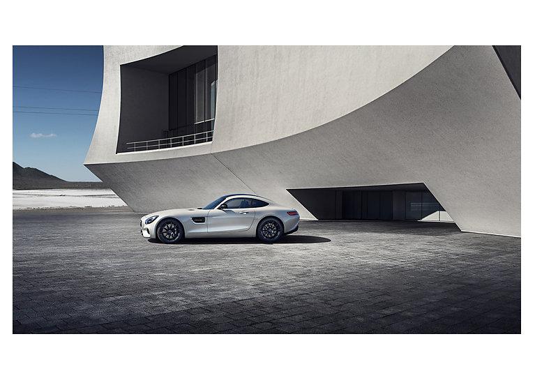 Mercedes AMG Personal work
