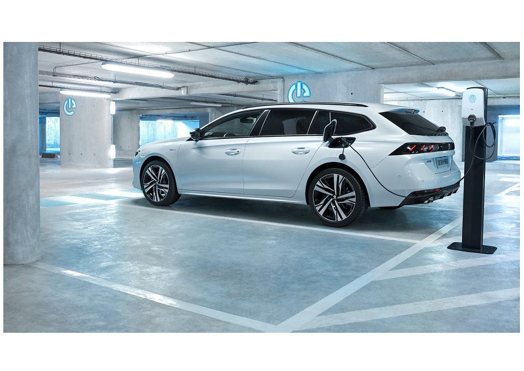 Peugeot PHEV / Hybrid serie
